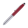 Lowton 3 In 1 Soft Stylus Pens in red