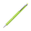 Hl Tropical Soft Stylus Metal Pens in green