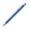 Hl Tropical Soft Stylus Metal Pens in light-blue