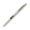 Sienna Roller Metal Pens in silver