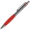 Sao Paulo Metal Pens in red