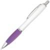 Shanghai White Pens in purple