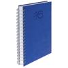 Diary Wayro in blue