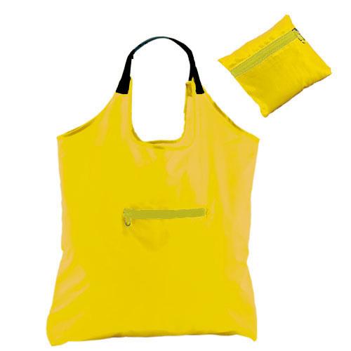Foldable Bag Kima in yellow