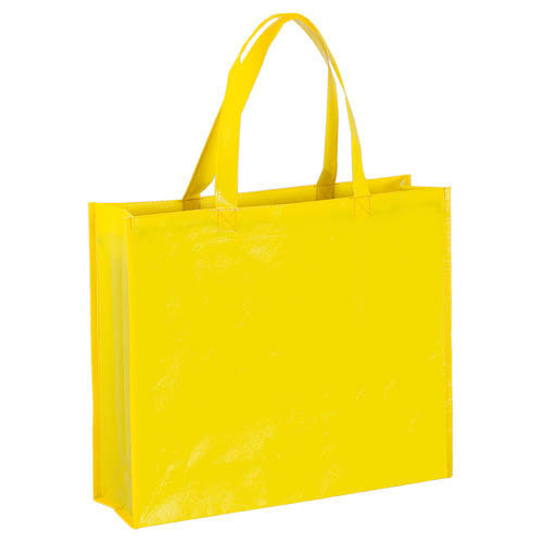 Bag Flubber in yellow