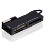 Card Reader Hades in black