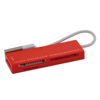 Card Reader Hades in red