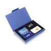 Card Case Digit in blue