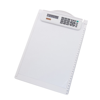 Clip Calculator Oster in white