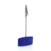 Clip Memo Holder Dysis in blue