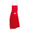 Apron Bacatus in red