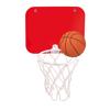 Basket Jordan in red