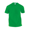 Adult Color T-Shirt Hecom in green