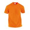 Adult Color T-Shirt Hecom in orange