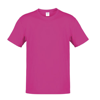 Adult Color T-Shirt Hecom in pink