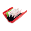 Card Holder Terun in red