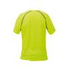 T-Shirt Tecnic Fleser in yellow