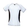 T-Shirt Tecnic Combi in black