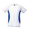 T-Shirt Tecnic Combi in blue
