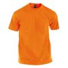 Adult Color T-Shirt Premium in orange