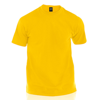 Adult Color T-Shirt Premium in yellow