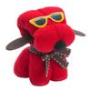Absorbent Towel Rustuff in red