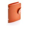 Card Holder Midel in orange