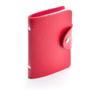 Card Holder Midel in red
