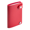 Card Holder Top in red