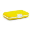 Card Holder Vitox in yellow