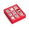 Game Viriok in red