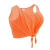 T-Shirt Slem in orange