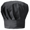 Chef Hat Nilson in black