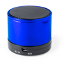 Speaker Martins in blue