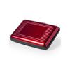 Card Holder Rainol in red