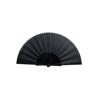Hand Fan Tela in black