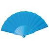Hand Fan Tela in light-blue
