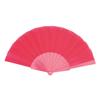 Hand Fan Tela in pink