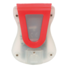 Pedometer Step in red