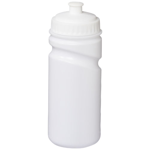 Easy-squeezy 500 ml white sport bottle