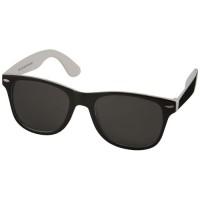 Sun Ray sunglasses - black with colour pop