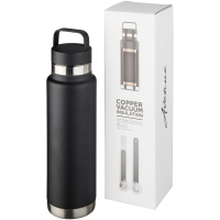 Colton 600 ml copper vacuum insulated sport bottle