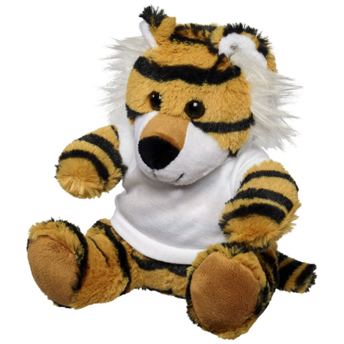 Tiger Plush with Shirt