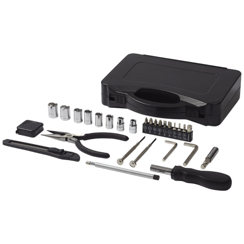 Construxx 28-piece tool box
