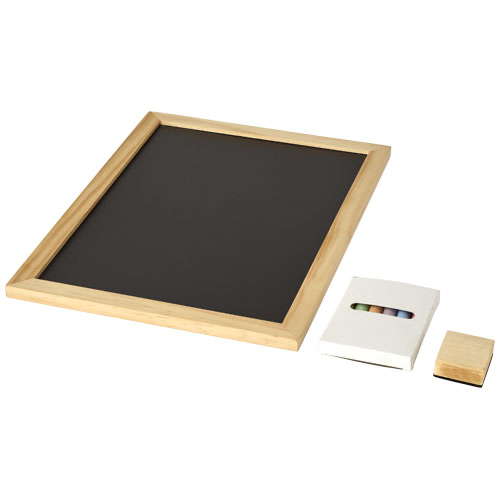 Recess 6-piece coloured chalk set with eraser