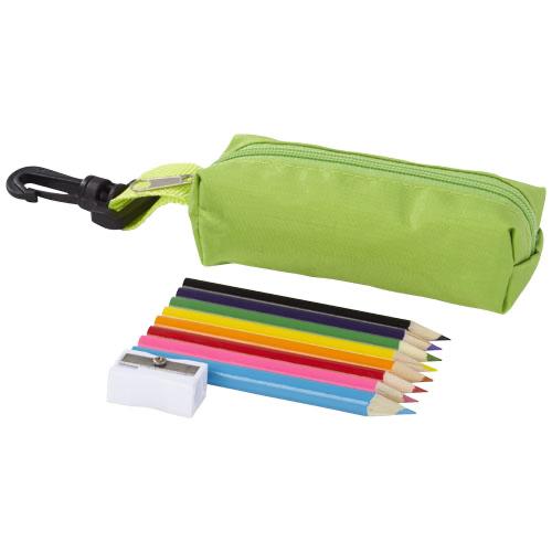 Jimbo 8-piece coloured pencil set