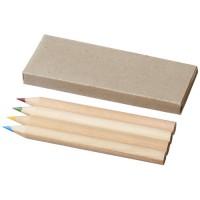 Tullik 4-piece coloured pencil set