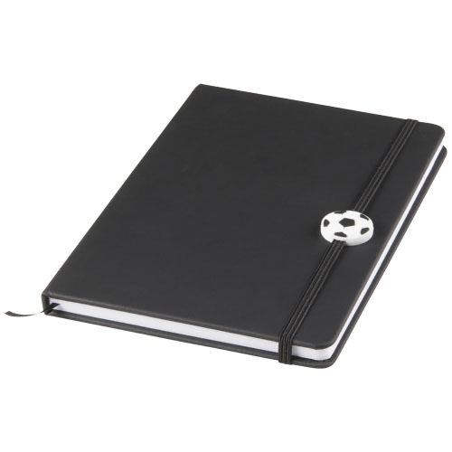 Rowan A5 football notebook