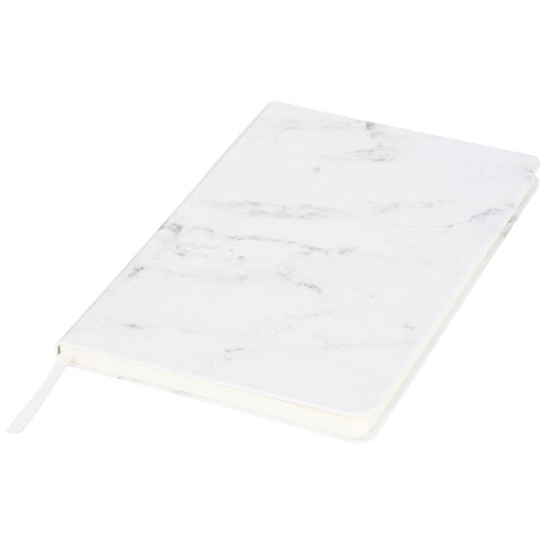 Marble A5 notebook