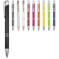 Moneta aluminium click ballpoint pen